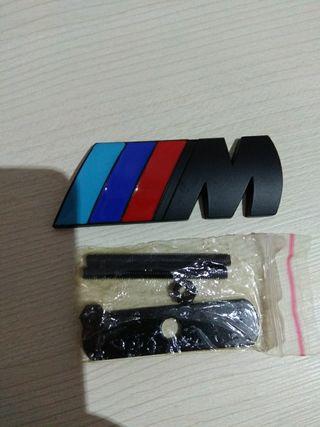 EMBLEMA M BMW PARRILLA