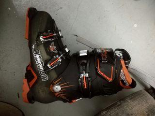botas salomon esquiar