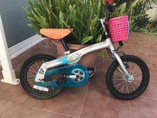 Bicicleta niños. BIKE IN PROGRESS