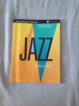 Libro Jazz Instrumentos Bb