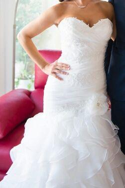 Vestido novia 36