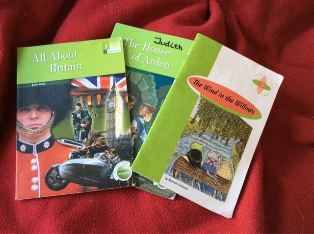 Libros Ingles Burlington Books