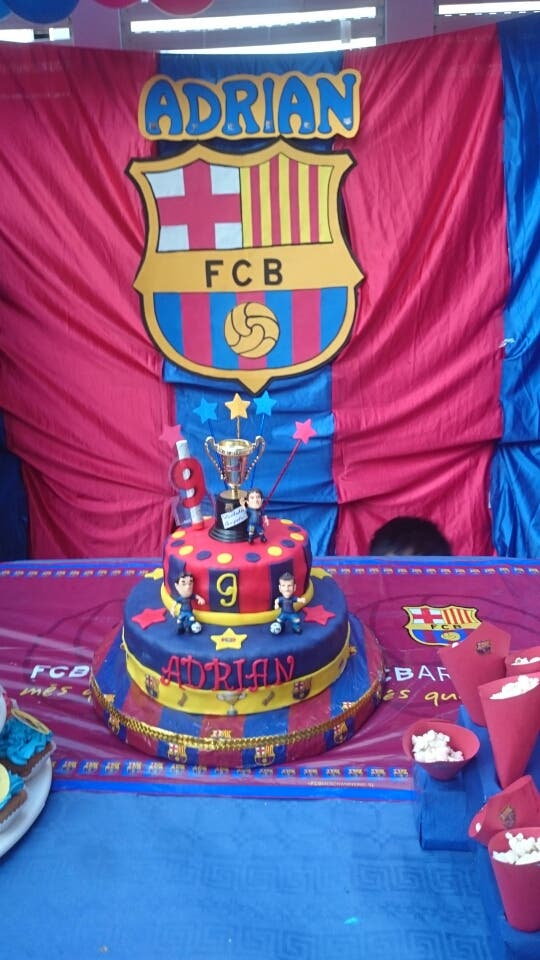 Decoracion Y Pasteles Para Cumpleaños De Segunda Mano Por 1