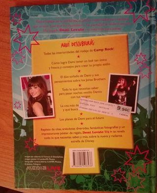 Demi Lovato, libro.