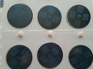 Set decoración uñas