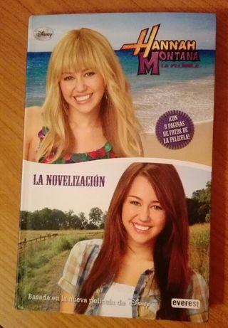 Libro Hannah Montana la pelicula