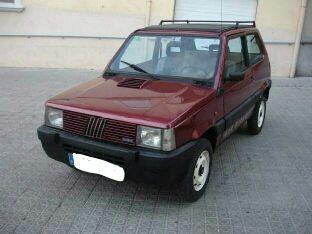 Fiat Panda 4x4 Shisley
