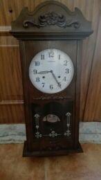 Reloj Pendulo Cuerda Llave