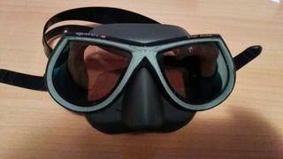 gafas mascara buceo pesca submarina