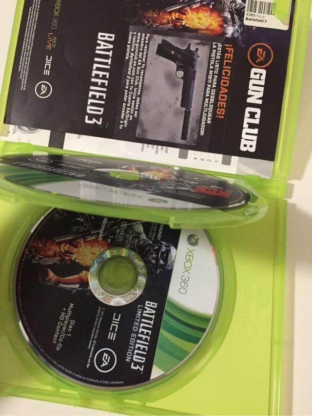 Juego Xbox 360 Battlefield 3 de segunda mano por 10 € en