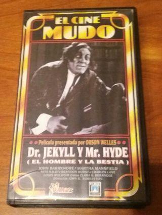 PELICULA DR. JEKILL Y MR. HYDE.