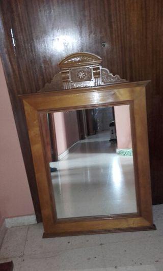 espejo año 1901