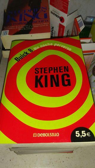 Buick 8 de Stephen King