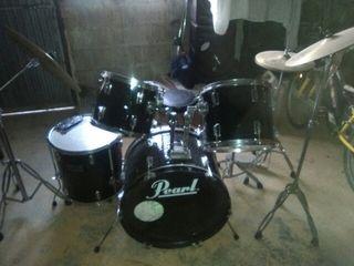 bateria de musica