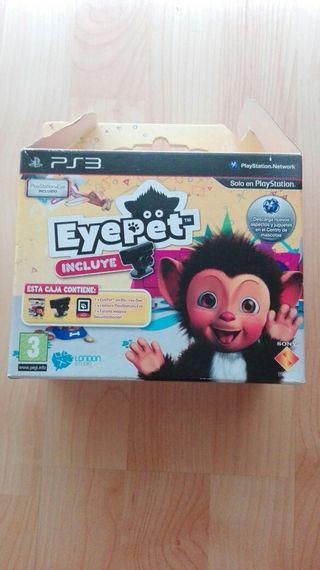 juego EyePet Playstation3