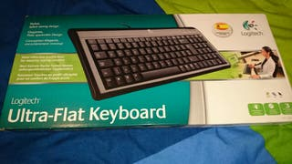 teclado ultra plano