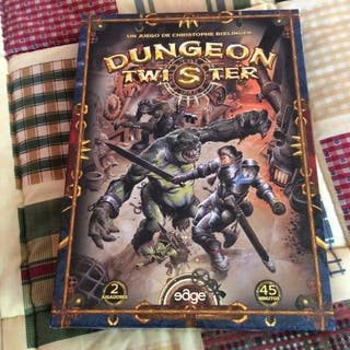 Juego Dungeon Twister.