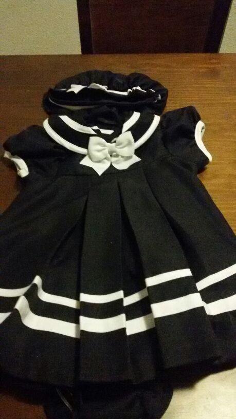 888d0c1fb Vestido marinero niña de segunda mano por 10 € en Valencia en WALLAPOP