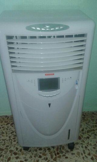 Maquina de aire frio