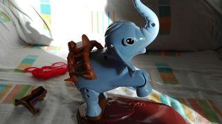 juego infantil El elefante saltarín