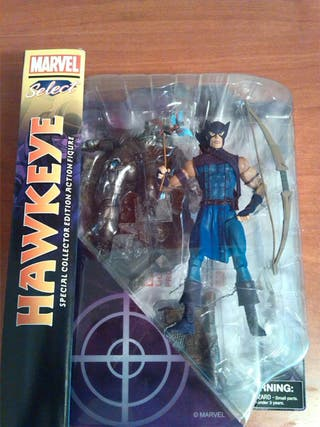 Marvel select ojo de alcon