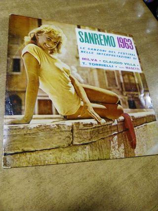 San Remo 1963 LP