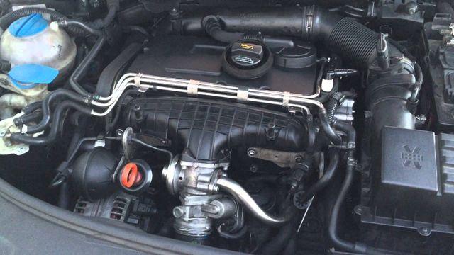 Despiece motor BKD