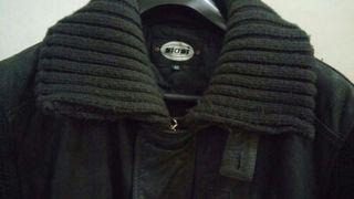 chaqueta piel saga