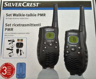Walkie Talkies PMR Pro- NUEVOS