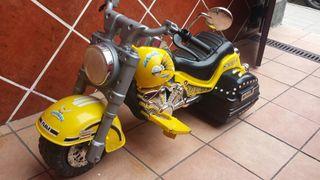 moto bateria feber