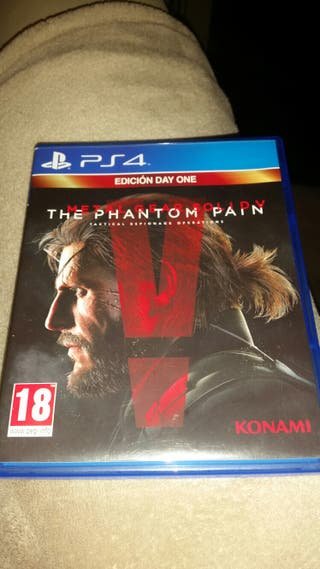 metal gear solid V play 4