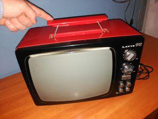 Televisor antiguo Lavis 912