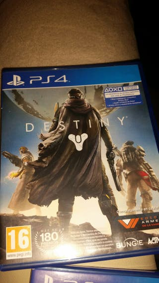 Destiny play 4