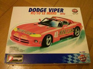 Dodge Viper RT/10 Le Mans (Burago, 1992)