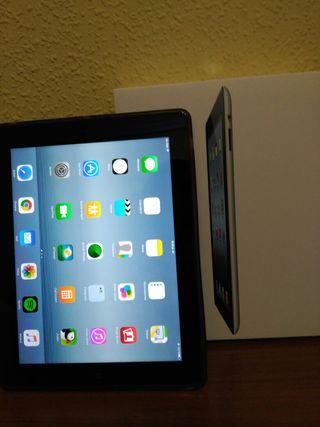 iPad 3 4G 16gb grado A con accesorios