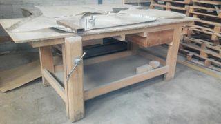 mesa o banco de trabajo