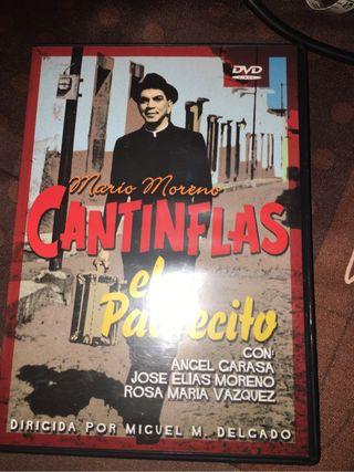 DVD Pelicula EL PADRECITO