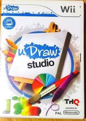 Juego para la Wii UDraw studio
