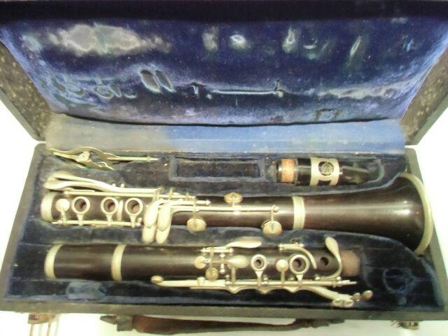 Clarinete Francés Antiguo