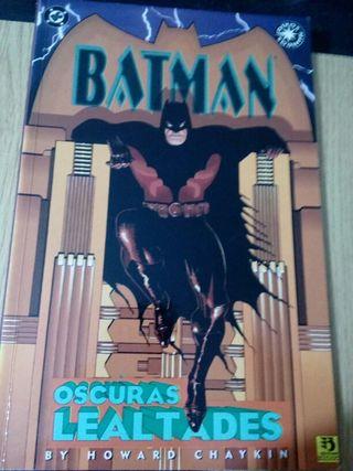Batman Oscuras Lealtades