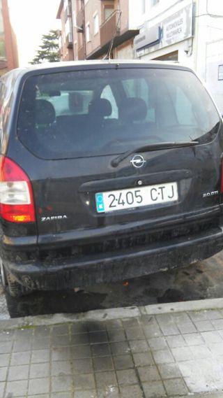 Opel Zafira De Segunda Mano En La Provincia De Guadalajara En Coches