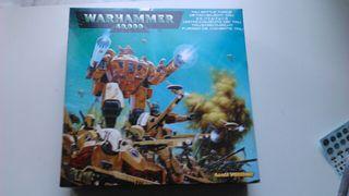Fuerza de combate TAU - Warhammer 40.000