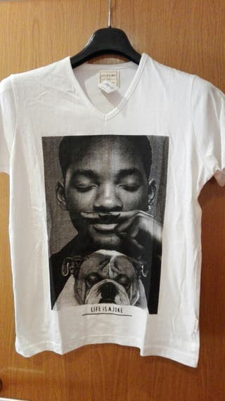 camiseta eleven paris nueva will Smith