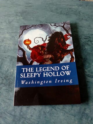 libro de ingles The legend of sleepy hollow