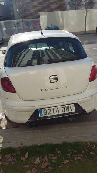 Seat Toledo Color Blanco 2006