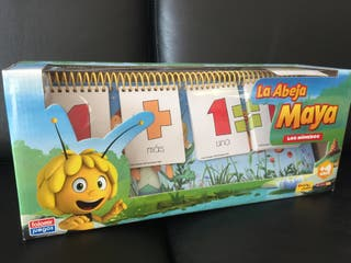 Abeja Maya - matemáticas