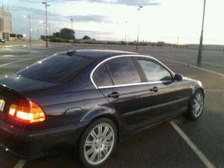 se vende bmw 320 150cv 6 velocidades aaño 2004