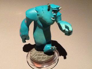 Figura Disney Infinity Sulley