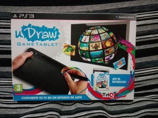 uDraw nueva PS3