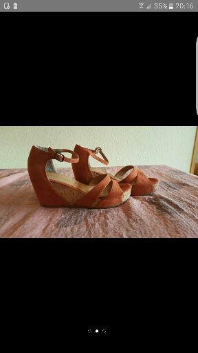 comodo zapato piel T.37